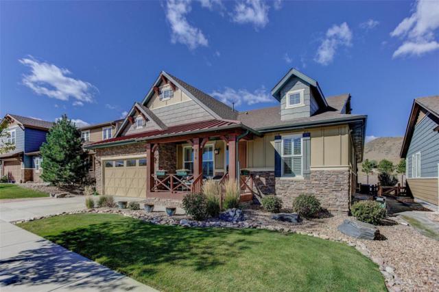 814 Joseph Circle, Golden, CO 80403 (#1732853) :: Bring Home Denver
