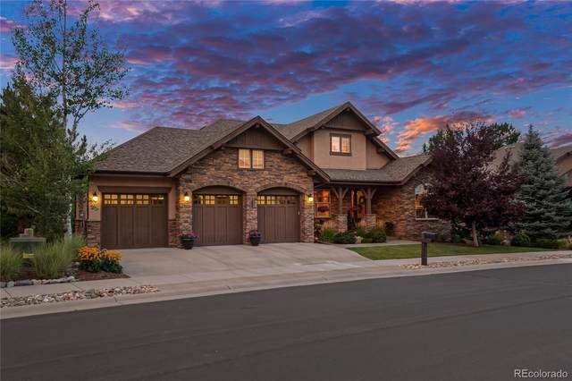 2158 Saddleback Drive, Castle Rock, CO 80104 (MLS #1733001) :: 8z Real Estate