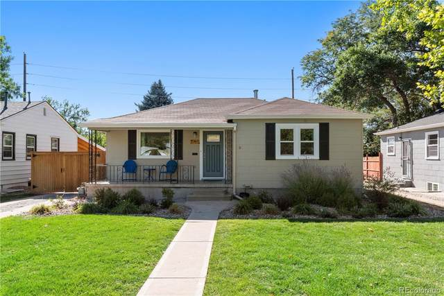 2765 S Gilpin Street, Denver, CO 80210 (MLS #1733002) :: 8z Real Estate
