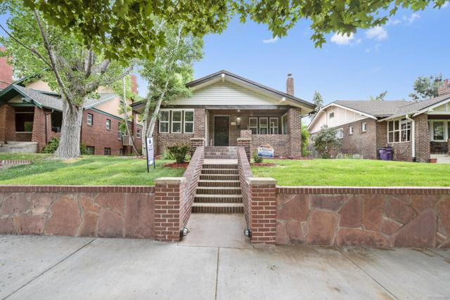 1744 Clermont Street, Denver, CO 80220 (#1733239) :: The City and Mountains Group