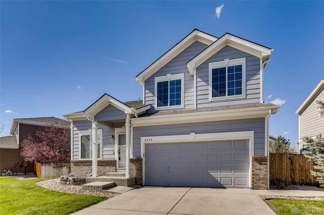 5232 Creek Way, Parker, CO 80134 (#1733505) :: Colorado Home Finder Realty