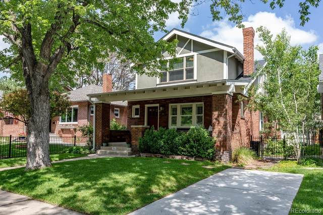 860 S Vine Street, Denver, CO 80209 (#1733593) :: The HomeSmiths Team - Keller Williams