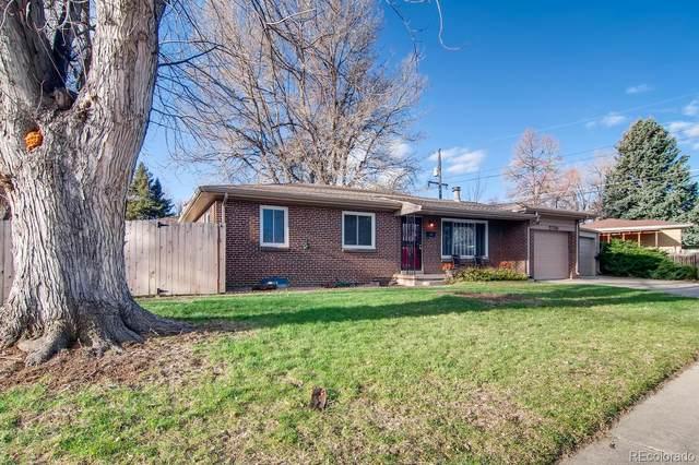 5750 W Arkansas Avenue, Lakewood, CO 80232 (MLS #1733787) :: 8z Real Estate