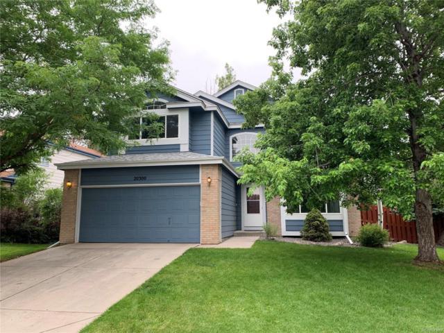 20300 Kelly Place, Denver, CO 80249 (MLS #1733861) :: 8z Real Estate