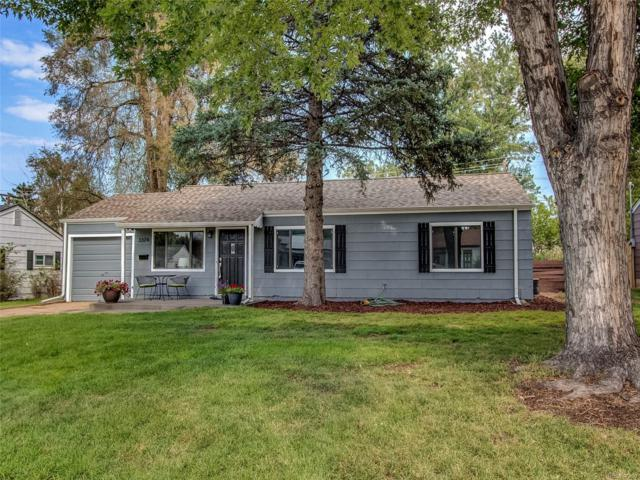 3374 S Fairfax Street, Denver, CO 80222 (#1733896) :: The HomeSmiths Team - Keller Williams