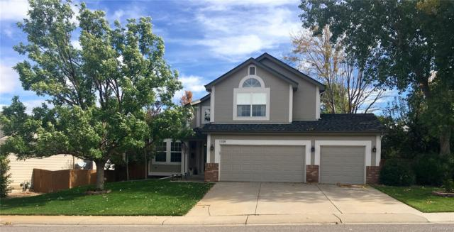 1109 English Sparrow Trail, Highlands Ranch, CO 80129 (#1733952) :: Colorado Home Finder Realty