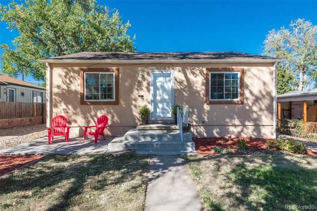 1881 S King Way, Denver, CO 80219 (MLS #1734029) :: 8z Real Estate