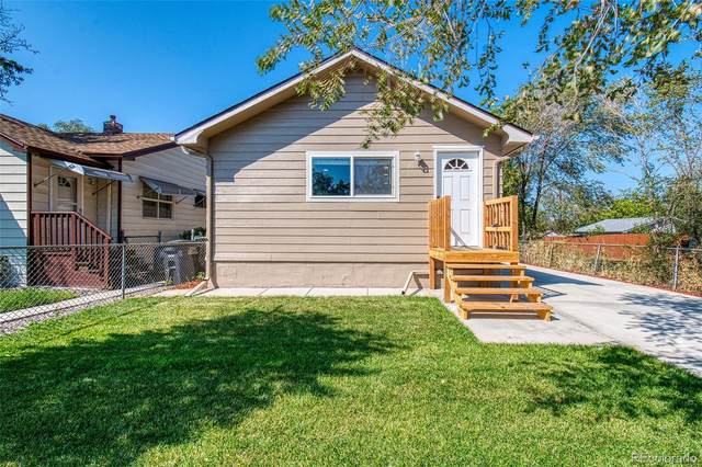 3215 W Exposition Avenue, Denver, CO 80219 (#1734563) :: Own-Sweethome Team