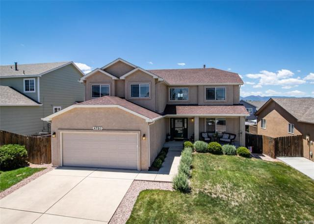 4750 Squirreltail Drive, Colorado Springs, CO 80920 (#1734993) :: The Peak Properties Group