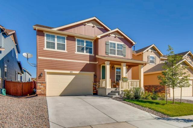 631 W 170th Place, Broomfield, CO 80023 (#1735667) :: The Peak Properties Group