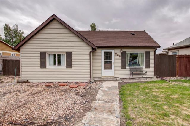 420 Harrison Avenue, Fort Lupton, CO 80621 (#1735779) :: Wisdom Real Estate