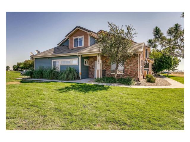 10425 Paris Street #101, Henderson, CO 80640 (MLS #1735825) :: 8z Real Estate