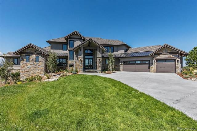 8475 Lost Reserve Court, Parker, CO 80134 (#1735944) :: The HomeSmiths Team - Keller Williams