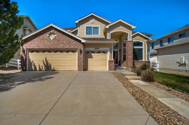 24325 E Louisiana Place, Aurora, CO 80018 (#1736173) :: The Galo Garrido Group