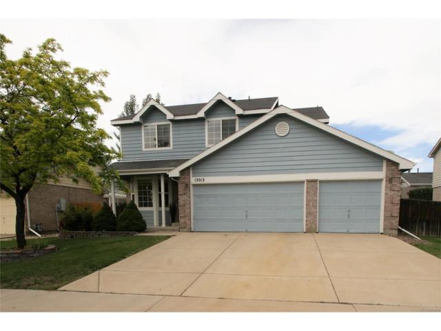 13013 Birch Drive, Thornton, CO 80241 (MLS #1736207) :: 8z Real Estate