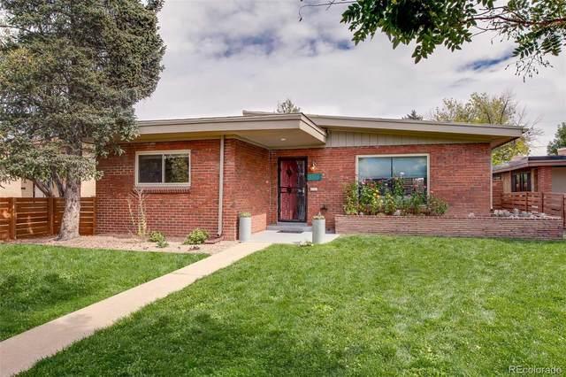3318 Ash Street, Denver, CO 80207 (MLS #1736230) :: 8z Real Estate