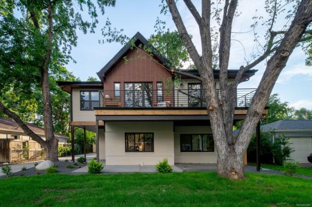 1155 Leyden Street, Denver, CO 80220 (#1736308) :: The Gilbert Group