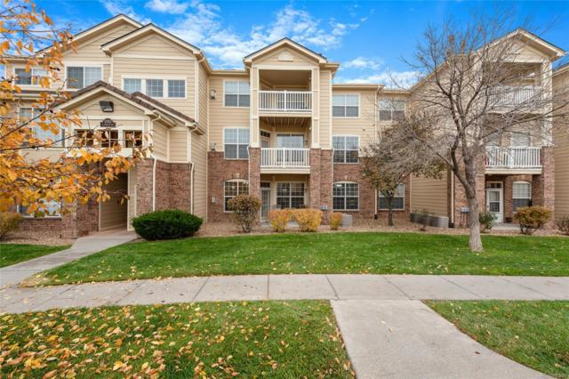 5703 N Gibralter Way 6-106, Aurora, CO 80019 (#1736544) :: My Home Team