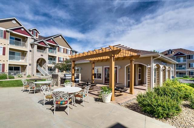 15700 E Jamison Drive #205, Englewood, CO 80112 (MLS #1736884) :: Keller Williams Realty