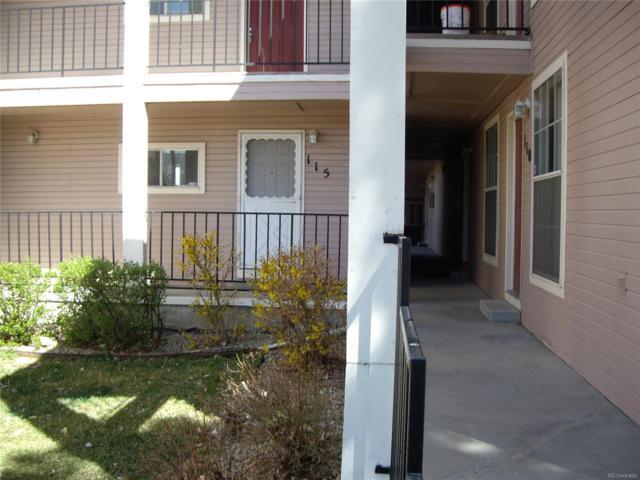 4480 S Pitkin Street #116, Aurora, CO 80015 (#1736981) :: RE/MAX Professionals