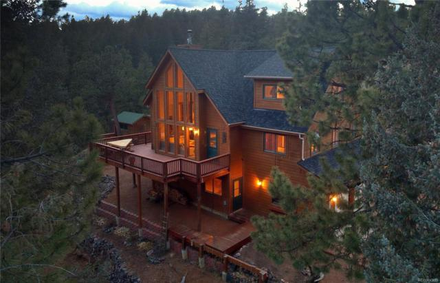 16349 Ouray Road, Pine, CO 80470 (MLS #1737155) :: 8z Real Estate