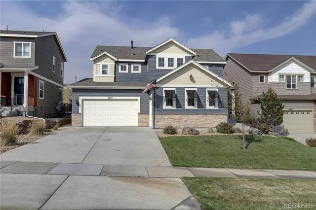 18129 W 84th Place, Arvada, CO 80007 (#1737302) :: James Crocker Team