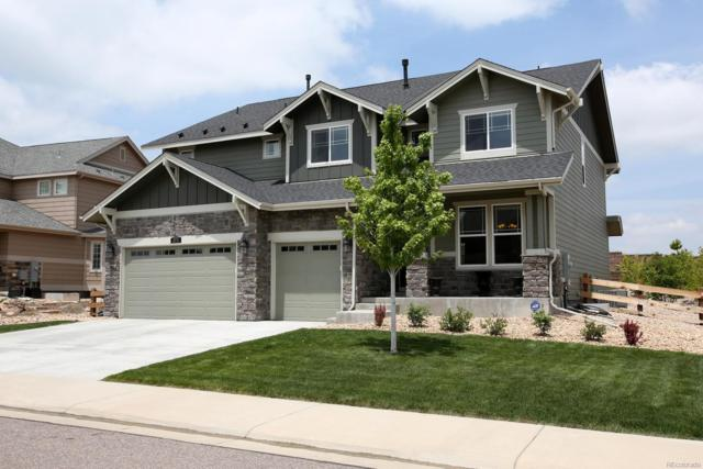 2771 Mashie Circle, Castle Rock, CO 80109 (MLS #1737413) :: Kittle Real Estate