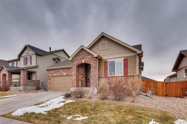 16656 E 102nd Avenue, Commerce City, CO 80022 (MLS #1738000) :: Colorado Real Estate : The Space Agency