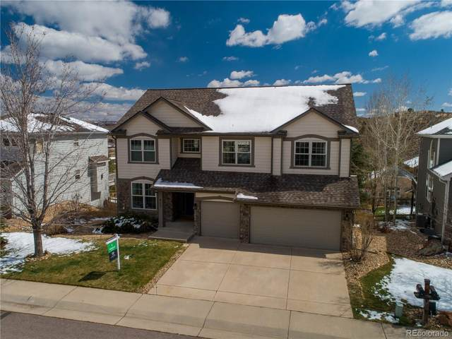 822 Rabbit Run Drive, Golden, CO 80401 (#1738088) :: The Harling Team @ HomeSmart