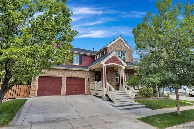 13561 W 85th Drive, Arvada, CO 80005 (MLS #1738123) :: 8z Real Estate
