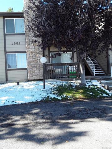 1881 S Pitkin Street A, Aurora, CO 80017 (#1738232) :: Wisdom Real Estate