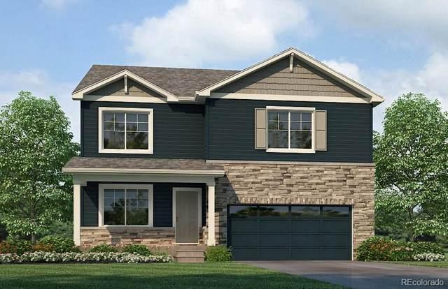 4904 Fiadore Lane, Castle Rock, CO 80104 (MLS #1738695) :: Clare Day with Keller Williams Advantage Realty LLC
