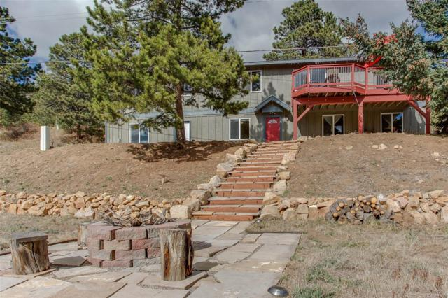 223 Copperdale Lane, Golden, CO 80403 (#1738922) :: The Peak Properties Group