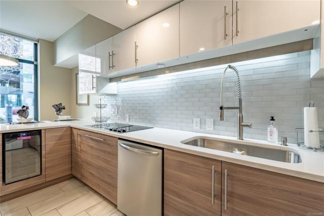 1350 Lawrence Street 2H, Denver, CO 80204 (MLS #1739001) :: 8z Real Estate