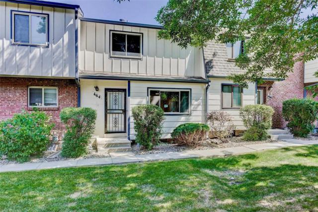 464 S Balsam Street, Lakewood, CO 80226 (#1739209) :: My Home Team