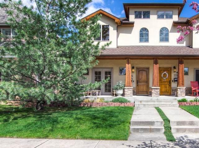 2194 S Washington Street, Denver, CO 80210 (MLS #1739612) :: Find Colorado