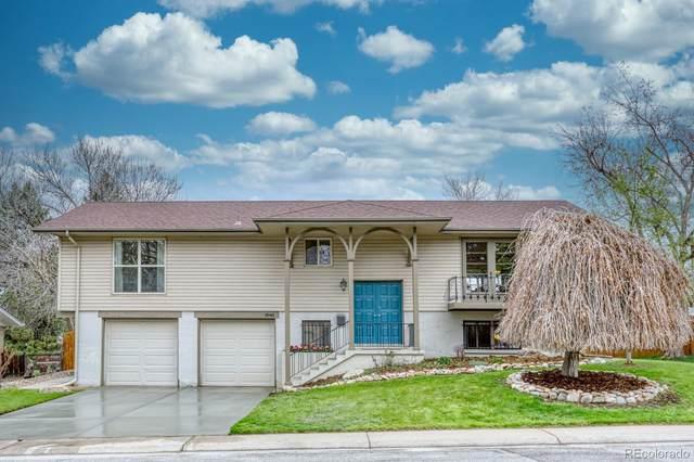 9045 E Floyd Avenue, Denver, CO 80231 (#1739852) :: Briggs American Properties