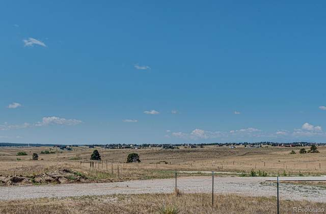 County Road 186, Elizabeth, CO 80107 (#1739947) :: iHomes Colorado