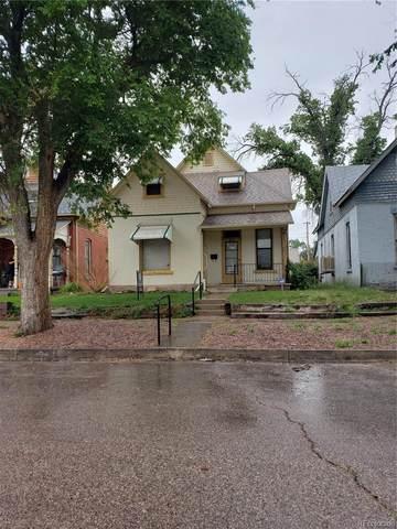 707 Palmer Avenue, Pueblo, CO 81004 (#1739971) :: Berkshire Hathaway HomeServices Innovative Real Estate
