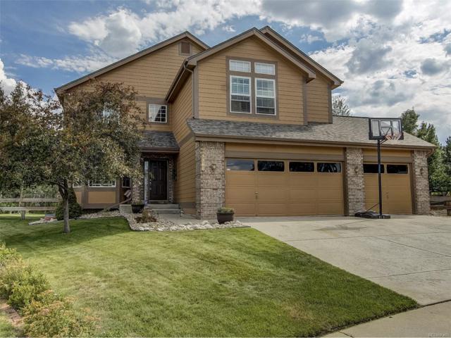 1366 Ballata Court, Castle Rock, CO 80109 (MLS #1740182) :: 8z Real Estate