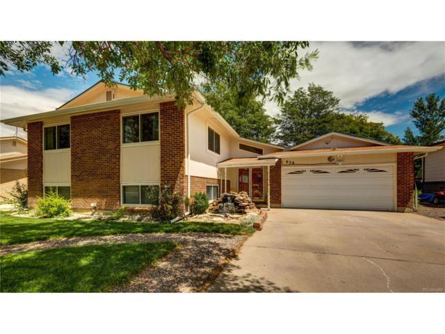 838 S Tenth Avenue, Brighton, CO 80601 (MLS #1740200) :: 8z Real Estate