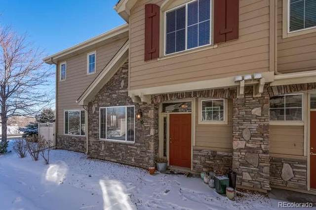 9948 W Jewell Avenue B, Lakewood, CO 80232 (#1740261) :: The DeGrood Team