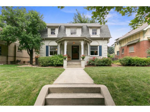 2534 Ash Street, Denver, CO 80207 (MLS #1740362) :: 8z Real Estate