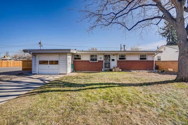 1602 S Quitman Street, Denver, CO 80219 (MLS #1740439) :: The Sam Biller Home Team
