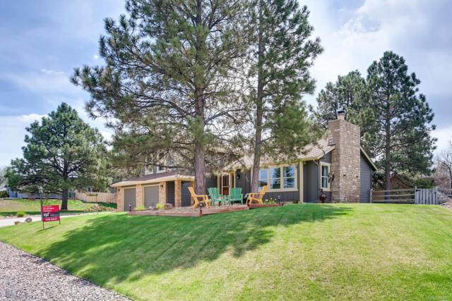 6207 Ponderosa Way, Parker, CO 80134 (MLS #1740594) :: 8z Real Estate