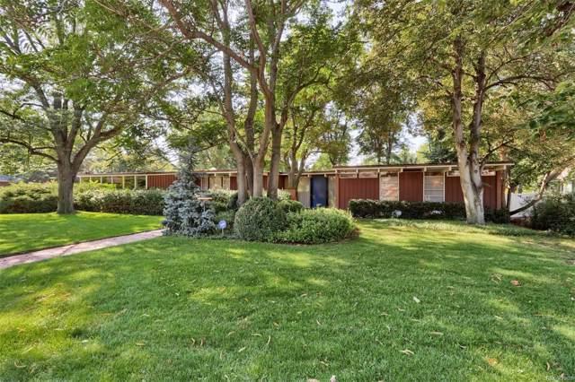 3091 S Fillmore Way, Denver, CO 80210 (MLS #1740662) :: 8z Real Estate