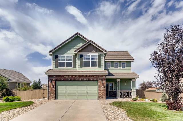 6655 Turnstone Avenue, Castle Rock, CO 80104 (#1740702) :: Arnie Stein Team | RE/MAX Masters Millennium