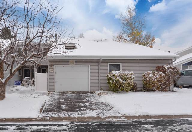 1975 28th Avenue #48, Greeley, CO 80634 (#1741092) :: The Heyl Group at Keller Williams