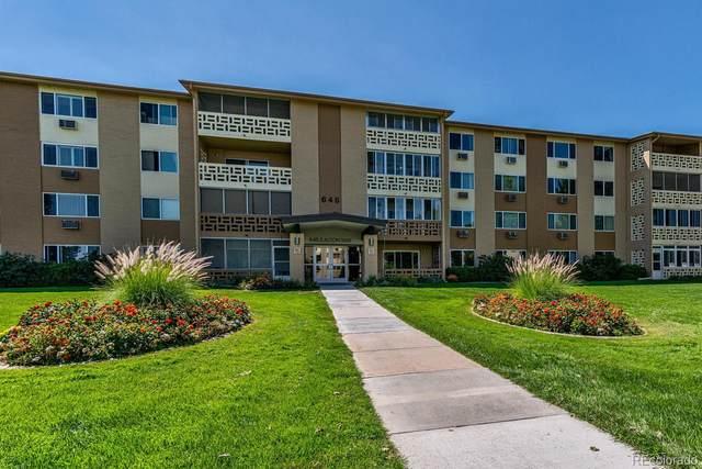 645 S Alton Way 11B, Denver, CO 80247 (#1741156) :: Chateaux Realty Group