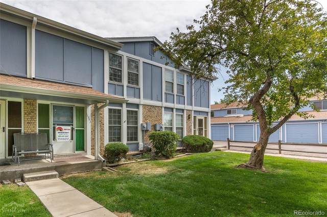 12003 E Canal Drive, Aurora, CO 80011 (#1741377) :: The Heyl Group at Keller Williams
